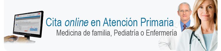 Cita online medico de cabecera