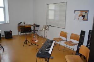 sala de guitarra